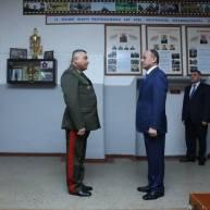 Ամփոփվել են 4-րդ բանակային զորամիավորումում 2015 թվականի ուսումնական տարում կատարված աշխատանքները