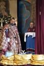 Սբ. Ծննդյան Սրբազան արարողությունները Եղեգնաձորի Սբ. Աստվածածին եկեղեցում