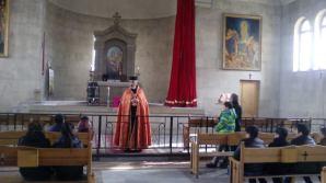 Երիտասարդների և սիրո բարեխոս Սբ. Սարգիս զորավարի տոնը Վայքի Ս. Տրդատ եկեղեցում