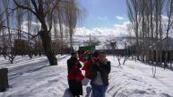 «Սուրբ Նիկողայոս» ծրագիրը Վայոց ձորի սահմանամերձ Սերս և Բարձրունի գյուղերում