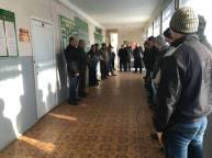 Վայոց ձորում անցկացվեց 2016 թվականի ձմեռային զորակոչի երկրորդ հավաքը