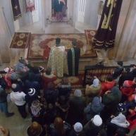 Սուրբ Սարգսի տոնը Ջերմուկի Սուրբ Գայանե եկեղեցում