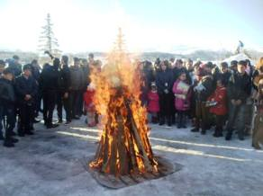 Տեառնընդառաջի տոնը Ջերմուկի Սուրբ Գայանե եկեղեցում