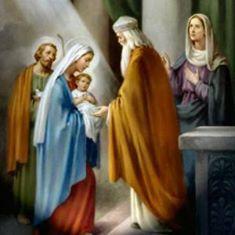 Տեառնընդառաջի տոնը Եղեգնաձորում