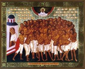 Սուրբ քառասուն մանկանց հիշատակության օր