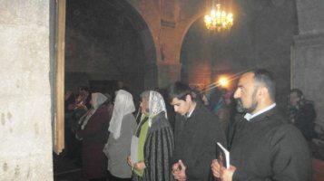 Հոգևոր երաժշտության երեկո Եղեգնաձորի առաջնորդանիստ Սբ. Աստվածածին եկեղեցում