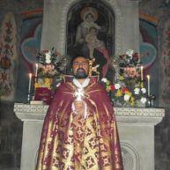 Հարության Ճրագալույցի Սբ. Պատարագ Վայոց Ձորիթեմում