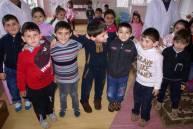Հանդիպում Մալիշկայի թիվ 2 մանկապարտեզի սաների հետ