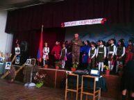 Հայրենասիրական միջոցառում Եղեգնաձորի թիվ 1 հիմնական դպրոցում