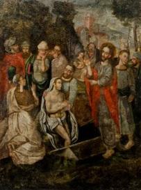 Այսօր Ղազարոսի հարության հիշատակության օրն է