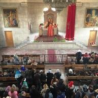 Սուրբ Հարության տոնը Վայոց Ձորի թեմում