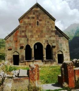 Զորաց Սուրբ Աստվածածին եկեղեցի