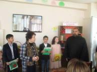 Գրական-գեղարվեստական ցերեկույթ` նվիրված Սուրբ Զատկի տոնին