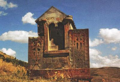 Սուրբ Հովհաննես մատուռի խաչքարերը,1041թ., Ցախաց Քար վանք