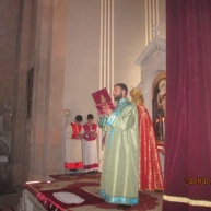 Հայոց ցեղասպանության սուրբ նահատակների ոգեկոչման արարողություններ Ջերմուկում