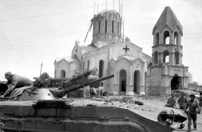 Շուշիի Սուրբ Ամենափրկիչ Ղազանչեցոց Եկեղեցի