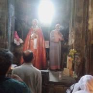 Մատուցվեց Սբ. և Անմահ Պատարագ Սպիտակավորի Սուրբ Ստվածածին եկեղեցում