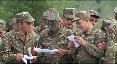 «Նամակ զինվորին» ծրագիրը Վայոց ձորի թեմում