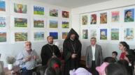 «Մենք և մեր հերոսները» խորագրով ցուցահանդես Եղեգնաձորի գեղարվեստի դպրոցում