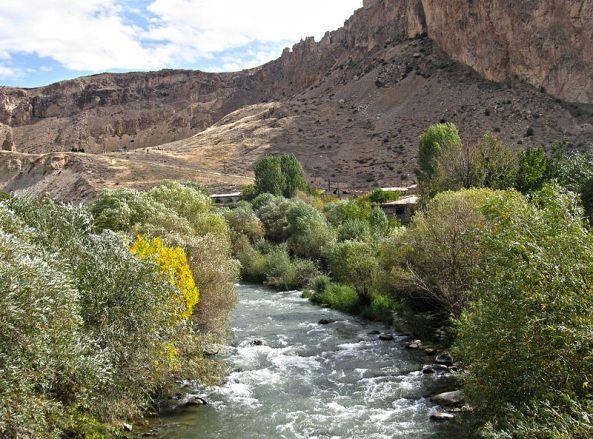Արփա գետը ստորին հոսանքում