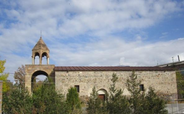 Եղեգնաձորի Սուրբ Աստվածածին եկեղեցի