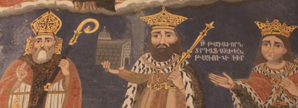 Այսօր Սբ. Տրդատ թագավորի, Աշխեն թագուհու և Խոսրովիդուխտ կույսի հիշատակության օրէ
