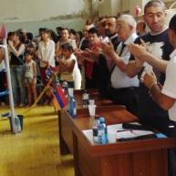 Բռնցքամարտի հուշամրցաշար` նվիրված Արցախում զոհված վայոցձորցի Վարդան Վարդանյանի հիշատակին