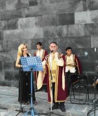 Տիրոջ Պայծառակերպության կամ Վարդավառի տոնը Մալիշկայի Սբ. Աննա եկեղեցում