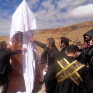 Խաչքարի օրհնություն սահմանամերձ Խաչիկ համայնքում