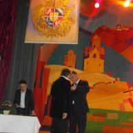ՀՀ Անկախության 25-ամյակին նվիրված արարողություններ Վայոց ձորի մարզում