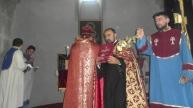 Խաչվերացի տոնը Արկազի Սուրբ Խաչ վանքում