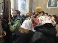 Նոյեմբերի 13-ը՝ Ջերմուկի Ս. Գայանե եկեղեցու ուխտի օր