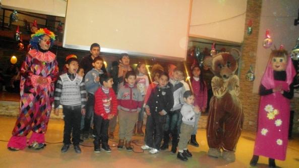 Դեկտեմբերի 3-ը՝ Ս. Առաքյալների և մեր առաջին լուսավորիչներ Թադեոսի և Բարդուղիմեոսի հիշատակության օր և Հաշմանդամության միջազգային օր