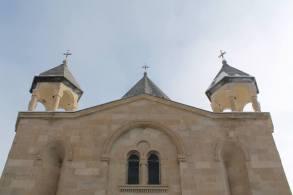 Նորակոչիկների օրհնություն Վայքի Սուրբ Տրդատ եկեղեցում