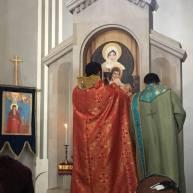 Սուրբ Ծննդյան և Աստվածահայտնության տոնը Ջերմուկի Սրբ. Գայանեեկեղեցում