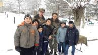 Հայոց բանակի կազմավորման 25-րդ տարեդարձին նվիրված միջոցառում Վայք քաղաքում