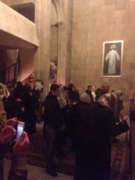 Ջերմուկի Սուրբ Գայանե եկեղեցում
