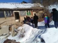 «Սուրբ Ծննդյան Ավետիս» ծրագիրը սահմանամերձ Խաչիկ համայնքում