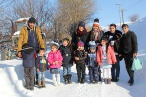 Կանադայի հայոց թեմի օգնությունը սահմանամերձ Սերս, Բարձրունի և Նոր Ազնաբերդ համայնքներին