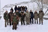 Սատարենք հայ բանակին. Բանակի օրվա առիթով միջոցառում սահմանամերձ Խաչիկ գյուղում