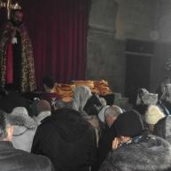 Սուրբ Ծննդյան և Աստվածհայտնության տոնը Եղեգնաձորի առաջնորդանիստ Սբ. Աստվածածին եկեղեցում