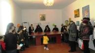 Սուրբ Ծննդյան տոնին նվիրված միջոցառում Վայոց Ձորի թեմի առաջնորդարանում