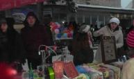 Ամանորյա տոնական միջոցառում Եղեգնաձոր քաղաքում