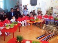 Ս. Հարության տոնը Եղեգնաձորի թիվ 1 մանկապարտեզում
