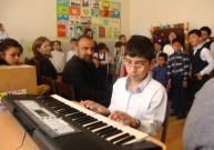 Ս. Հարության տոնը Եղեգնաձորի թիվ 2 հիմնական դպրոցում