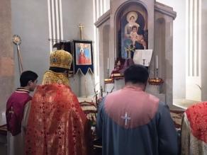 Ս. ՀարությանտոնըՋերմուկիՍ.Գայանե եկեղեցում և Նորավանքում