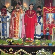 Սուրբ Հարության տոնը Եղեգնաձորի առաջնորդանիստ Ս. Աստվածածին եկեղեցում
