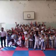 Եղեգնաձորի թիվ 1 հիմնական դպրոցում կայացավ «ՍԱՄՈՒՐԱՅ» միջազգային Դոշինկան կարատեի բաց առաջնությունը