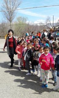 Իրականացվեց Եղեգնաձորի թիվ 5 մանկապարտեզի <> ծրագիրը