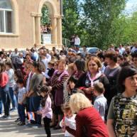 Մայիսյան հաղթանակներին նվիրված հանդիսություն Արենի համայնքում